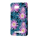 Whimsical Garden HTC One SU T528W Hardshell Case View3