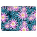 Whimsical Garden Samsung Galaxy Tab 10.1  P7500 Flip Case View1