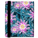Whimsical Garden Samsung Galaxy Tab 8.9  P7300 Flip Case View3