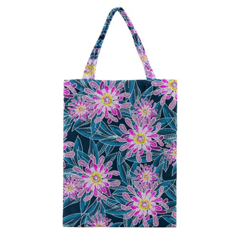 Whimsical Garden Classic Tote Bag