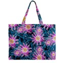 Whimsical Garden Zipper Mini Tote Bag View1