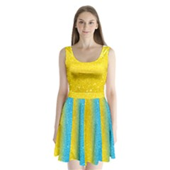 Flounder Inspired Disney Bound Dress