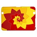 Flower Blossom Spiral Design  Red Yellow Kindle Fire HD 8.9  View1