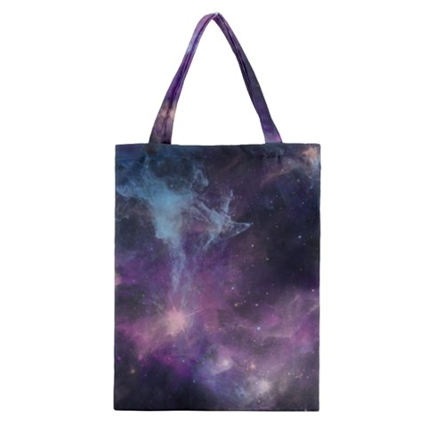 Blue Galaxy  Classic Tote Bag