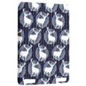Geometric Deer Retro Pattern Kindle Touch 3G View2