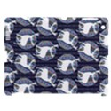 Geometric Deer Retro Pattern Apple iPad 3/4 Hardshell Case (Compatible with Smart Cover) View1