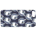 Geometric Deer Retro Pattern Apple iPhone 5 Classic Hardshell Case View1
