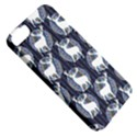 Geometric Deer Retro Pattern Apple iPhone 5 Classic Hardshell Case View5