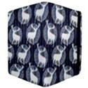 Geometric Deer Retro Pattern Kindle Fire (1st Gen) Flip Case View4