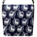 Geometric Deer Retro Pattern Flap Covers (S)  View1