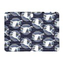 Geometric Deer Retro Pattern Samsung Galaxy Note 10.1 (P600) Hardshell Case View1