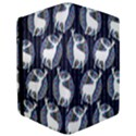 Geometric Deer Retro Pattern iPad Mini 2 Flip Cases View3