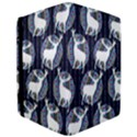 Geometric Deer Retro Pattern iPad Air Flip View3
