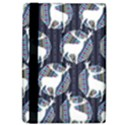 Geometric Deer Retro Pattern iPad Air 2 Flip View4