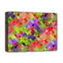 Colorful Mosaic Deluxe Canvas 16  x 12   View1