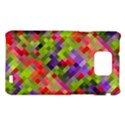 Colorful Mosaic Samsung Galaxy S2 i9100 Hardshell Case  View1