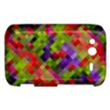 Colorful Mosaic HTC Wildfire S A510e Hardshell Case View1