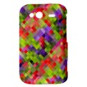 Colorful Mosaic HTC Wildfire S A510e Hardshell Case View3