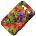 Colorful Mosaic HTC Wildfire S A510e Hardshell Case View4