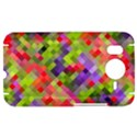 Colorful Mosaic HTC Desire HD Hardshell Case  View1