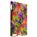 Colorful Mosaic Apple iPad 2 Hardshell Case (Compatible with Smart Cover) View2