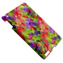 Colorful Mosaic Apple iPad 3/4 Hardshell Case View5
