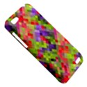 Colorful Mosaic HTC One V Hardshell Case View5