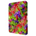 Colorful Mosaic Samsung Galaxy Tab 8.9  P7300 Hardshell Case  View3