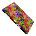 Colorful Mosaic Samsung Galaxy Tab 10.1  P7500 Hardshell Case  View5