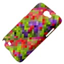 Colorful Mosaic Samsung Galaxy Note 2 Hardshell Case View4