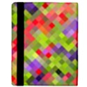Colorful Mosaic Apple iPad 2 Flip Case View3