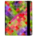 Colorful Mosaic Apple iPad 3/4 Flip Case View2