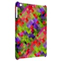 Colorful Mosaic Apple iPad Mini Hardshell Case View2
