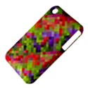 Colorful Mosaic Apple iPhone 3G/3GS Hardshell Case (PC+Silicone) View4