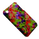 Colorful Mosaic Apple iPhone 3G/3GS Hardshell Case (PC+Silicone) View5