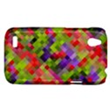 Colorful Mosaic HTC Desire V (T328W) Hardshell Case View1