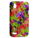 Colorful Mosaic HTC Desire V (T328W) Hardshell Case View2