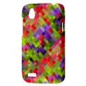 Colorful Mosaic HTC Desire V (T328W) Hardshell Case View3