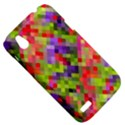 Colorful Mosaic HTC Desire V (T328W) Hardshell Case View5