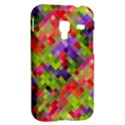Colorful Mosaic Samsung Galaxy Ace Plus S7500 Hardshell Case View2