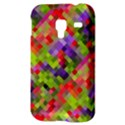 Colorful Mosaic Samsung Galaxy Ace Plus S7500 Hardshell Case View3