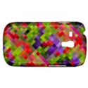 Colorful Mosaic Samsung Galaxy S3 MINI I8190 Hardshell Case View1