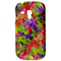 Colorful Mosaic Samsung Galaxy S3 MINI I8190 Hardshell Case View3