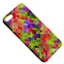 Colorful Mosaic Apple iPhone 5 Hardshell Case with Stand View5