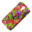 Colorful Mosaic Samsung Galaxy S4 I9500/I9505 Hardshell Case View4