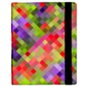 Colorful Mosaic Samsung Galaxy Tab 10.1  P7500 Flip Case View3