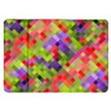 Colorful Mosaic Samsung Galaxy Tab 8.9  P7300 Flip Case View1