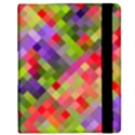 Colorful Mosaic Samsung Galaxy Tab 8.9  P7300 Flip Case View2