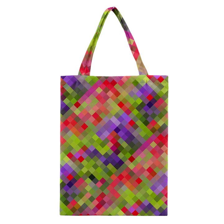 Colorful Mosaic Classic Tote Bag