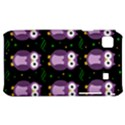 Halloween purple owls pattern Samsung Galaxy S i9000 Hardshell Case  View1